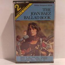 Joan Baez - The Joan Baez Ballad Book (Cassette Audio - K7 - Tape)