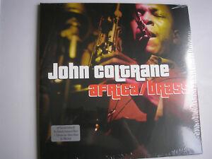 JOHN COLTRANE Africa/Brass UK double LP 2012 new mint sealed 180g vinyl