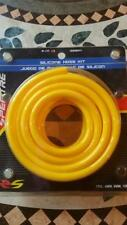 "VACUUM HOSE KIT 3/16"" (4mm), 1/4""(6mm)& 3/8"" (10mm)  I.D. YELLOW 17'  SILICONE"