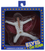 "Elvis on Tour 1972 Commemorative 7"" Figure NECA"