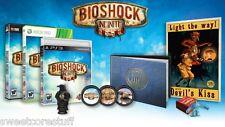 BioShock: Infinite Premium Edition Sony PlayStation 3 Sealed Unopened FREE SHIP