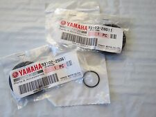 OEM YAMAHA CRANK MAIN SEALS SEAL YZ125 TY175 MX 125 175 DT125 AT-1 CT-1 YZ TY AT
