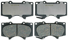 Disc Brake Pad Set-Ceramic Disc Brake Pad Front ACDelco Advantage 14D976CH