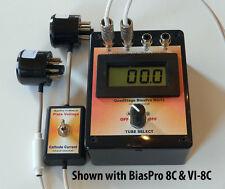QuadStage BiasPro MQ13 w VI MODULE AsharpFretworks (R) Metered Tube Bias Probe
