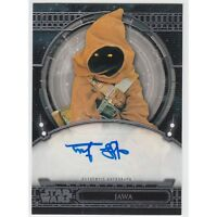 Topps Star Wars 40th Anniversary Rusty Goffe AA-RG as Jawa