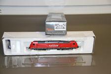 Roco H0 AC 68502 Br 185 222-7 Railion   OVP/ unbespielt /