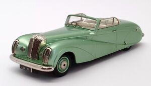 Kenna Models 1/43 Scale KM2 - Daimler Straight Eight - Jade Green