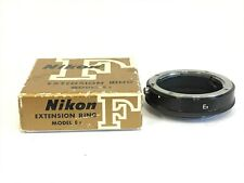 Excellent Nikon F Extension Ring E2, in box