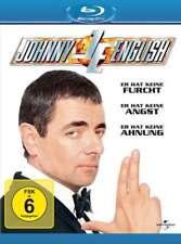 Johnny English - Rowan Atkinson - John Malkovich - Blu-ray Disc - OVP - NEU