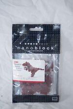 Nanoblock Tyrannosaurs Dinosaur New in Bag