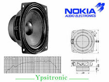 "NOKIA Full Range LPB 130/19/135 FG 5"" 30W/8Ω High Quality GERMANY -NEW"