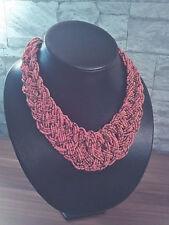 Modeschmuck-Halsketten & -Anhänger im Kragen-Stil aus Kunststoff