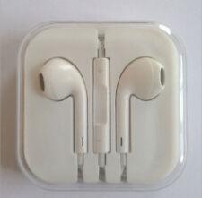 OEM new Headset 3.5mm Jack Earphones Remote Mic Volume for IOS8 Iphone 6s 6