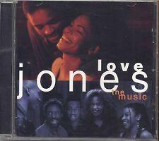 Love Jones - The music - CD OST 1997 USATO OTTIME CONDIZIONI