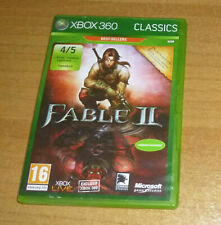 XBOX 360 - FABLE II - COMPLET
