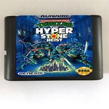 Teenage Mutant Ninja Turtles l'hyper 16-Bit pour Sega Genesis Mega Drive Jeu