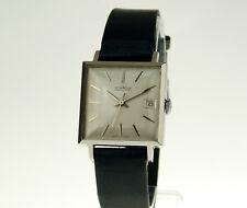 ROAMER Armbanduhr 17 J Datum Uhr vintage wristwatch herren Date mechanisch RAR