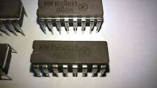 X1 Ussr Nixie Driver Km155id1 74141 Nos Tested