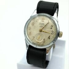 Soviet Retro Mechanical Men's Watch MAYAK Rare USSR PCHZ Collectible Serviced