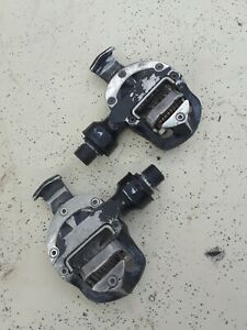 Time Impact clipless road bike cycling pedals