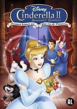 DVD -  CINDERELLA 2  / ASSEPOESTER 2  - (DISNEY) 2002  (ANIMATIE)  -  NEW SEALED