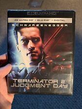 Terminator 2: Judgment Day (1991) 4K UHD Blu-Ray Buy - Free Shipping
