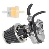 Vergaser PZ19 mit Luftfilter für 110cc 125cc KinderQuad Dirtbike Pitbike DECC