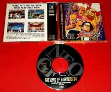 THE KING OF FIGHTERS '94 Neo Geo Cd Versione Americana ○○ USATO