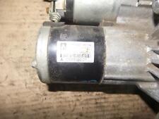 PEUGEOT 3008 STARTER MOTOR PETROL, 1.6, MITS M000T32271, T8, 05/10- 10 11 12 13
