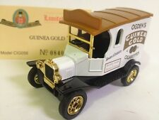 Ford Model OGDENS GUINEA COLD CIGARETTES TABACO OXFORD DIECAST
