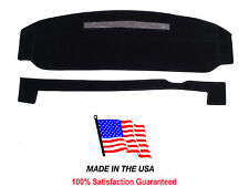 1990-1994 Chevy Lumina Black Carpet Dash Cover Mat Pad CH95-5