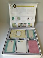 PARTIALLY USED Project Life MAGGIE HOLMES Edition Core Kit Scrapbook Pocket Card