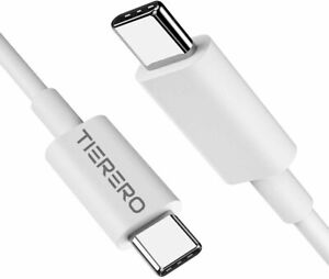 USB C To USB C Fast Charge PD Charging Cable 1m 2m 3m