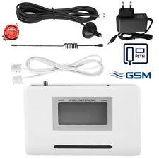 COMBINATORE TELEFONICO GSM PSTN EMULATORE USB TERMINAL GSM ANTIFURTI E ALLARME