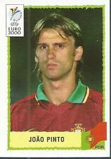 PANINI EURO 2000-BLACK BACKS- #067-PORTUGAL-JOAO PINTO