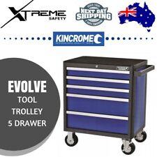 Kincrome Evolve Tool Trolley 5 Drawer