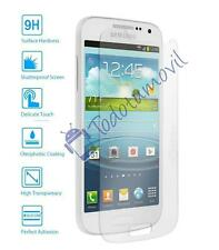 Tempered glass screen protector film for Samsung Galaxy S4 mini Genuine