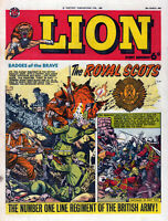 Lion Comics 954 Issues & Specials On 5 DVD Roms