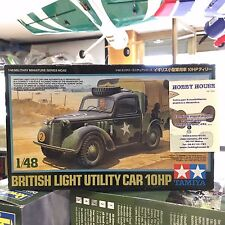 BRITISH LIGHT UTILITY CAR 10HP - KIT TAMIYA 1:48 art. 32562