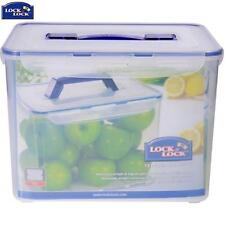 Lock And Lock Rectangular With Freshness Tray 12L Food Storage Solution Home New