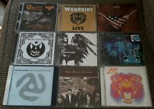 Black Crowes 9 CD Lot Live w/Jimmy Page Live Warpaint Amorica 3 snakes Your Side