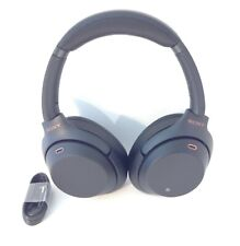 Sony Wh-1000Xm3 Noise Canceling Headphones Over-Ear Wh1000Xm3 Black Free Ship