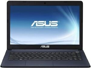 ASUS X401A B830 4GB/1000GB -WebCam-Charger & 6 Cell Battery (Win10Pro)