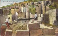 BERMUDA - Stone Quarry