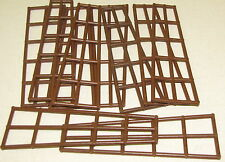 Lego Lot Of 10 Brown Pirate Mast Rigging Boat Pieces