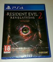 [Resident Evil Revelations 2] PS4 New Sealed UK PAL Game Sony PlayStation 4 JILL