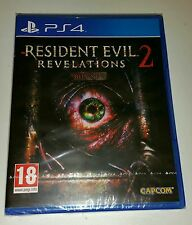 [Resident Evil Revelations] PS4 New Sealed UK PAL Game Sony PlayStation 4 JILL