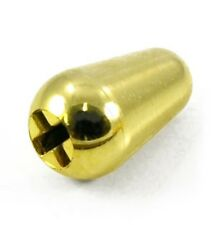 5-WAY SWITCH TIP KNOB CAP (GOLD) FOR FENDER STRAT STRATOCASTER GUITAR & OTHERS