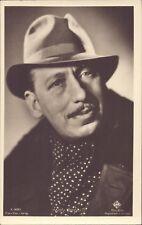 Willy Birgel - UFA Film Foto Autogramm-AK Starpostkarte (E-3649