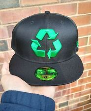 New Era Waste Management Recycling Hat 59Fifty Size 8